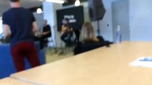 Guy Sebastian - Battle Scars (Acoustic) - Myspace Office - 2/20/14