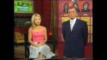Kelly Ripa Gets Adjusted On Regis and Kelly
