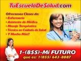 Tenemos cursos de salud gratis para que estudies en escuela de Miami