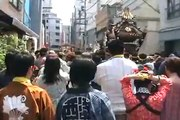 2008 Japan Trip - Traditional Japanese Festival