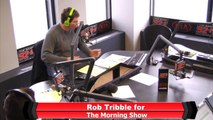MMA Fighter Luke Rockhold Joins The Morning Show On 92-9 The Game