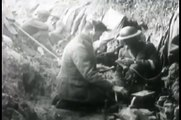 America Goes Over (3of4) (WWI Newsreel)