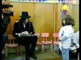 Michael Jackson visits an Orphanage in Bucharest 1992