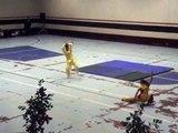 Exhibicion Kung Fu, Espada y Latigo,  En Mondariz.