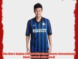 Nike Men's Replica Football Shirt Short Sleeves Internazionale black/football white Size:M