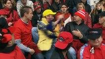 10 Dinge, die Sie nicht tun sollten wenn Sie im Fußballstadion sind   Kesslers Knigge