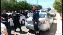 UN VIDEO VIRAL QUE FUE SUBIDO A LAS REDES SOCIALES COMO UNA DENUNCIA CIUDADANA EN CONTRA DE LA CONDUCTA DE LA POLICIA DE TIJUANA BAJA CALIFORNIA MEXICO JULIO 2015