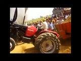 sonalika vs arjun in tralli pulling competition -
