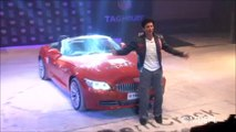 Shah Rukh Khan Launches Tag Heuer  new campaign, 'Don't Crack Under Pressure'