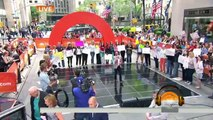 """Josh Kaufman Performs """"Signed, Sealed, Delivered"""" │LIVE On Today Show│"""