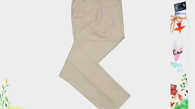 Glenmuir Ladies Lintlaw 100% Polyester Golf Formal Trousers In 3 Colours - UK 14 Regular [29]