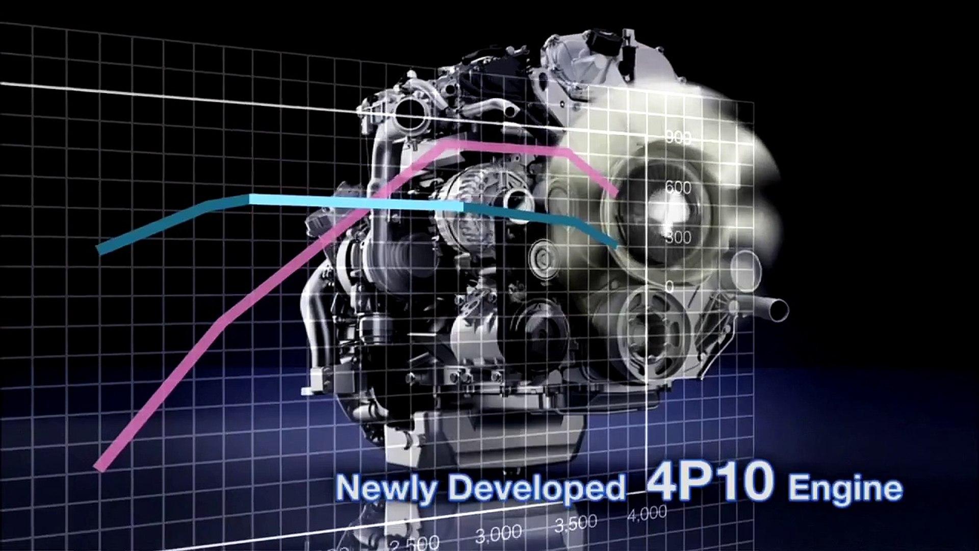 Mitsubishi Fuso Engine Diagram