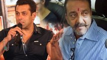 Salman Khan | Will Party When Sanjay Dutt Comes Out Of JAIL