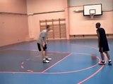 Un contre un (1 vs 1) basket Lille streetball