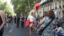 MARCHE DES FIERTES  PARIS  2 7 JUIN 2015     GAY PRIDE