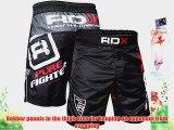 Authentic RDX Gel Fight Shorts UFC MMA Grappling Short Boxing NHB mens XXXL M (39-40)