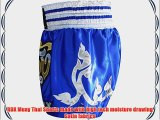 Authentic RDX Pro Muay Thai Fight Shorts MMA Grappling Kick Boxing Trunks Martial Arts