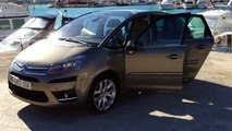 2008 CITROEN C4 PICASSO EXCLUSIVE PLUS 2.0 HDI TRIPTRONIC LHD IN SPAIN FOR SALE