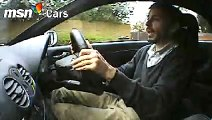 Mercedes-Benz CLK63 AMG Black Series MSN Cars test drive