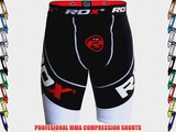 Authentic RDX Compression Flex Shorts MMA Fight UFC Combat Mens Sports Tights Gym Pants GI