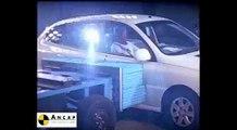 Kia Rio 2003 ANCAP Crash Test (2 stars)
