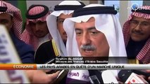 Les pays arabes en quête d'un marché unique