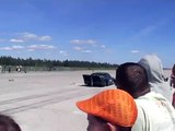 1000+hp '89 Pontiac Firebird Trans Am 1/4mile drag race