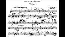 Lalo espagnole pdf symphonie edouard