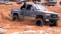 Hummer stuck, blazer stuck, ford stuck,4X4 ACTION! El Paso texas MPG