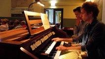 J.S. Bach - Trio sonata no. 6 BWV 530 - Orgelzaal Booy