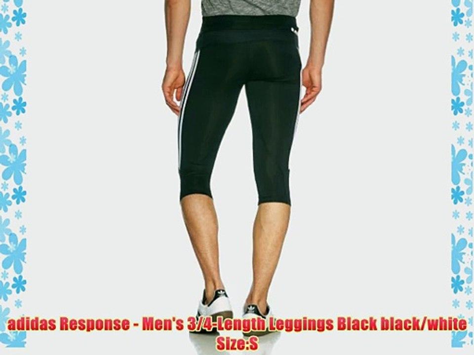 3/4 length adidas leggings