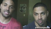 Muscle Bulding Tip: How to Fix Gap Between Chest Muscles @hodgetwins