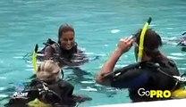 PADI Scuba Diving Lessons: Become a PADI Scuba Instructor Go Pro Rosalie - PADI Professional