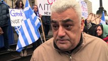 Australia solidarity rallies ahead of Greek vote