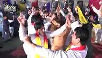 Raja shahzad mehndi ceremony Singer nadeem abbas lone wala mehndi ceremony Singer nadeem abbas lone