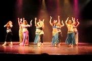 Spectacle de baladi - Hiver 2011- Studio Danse Montréal (Belly dance)