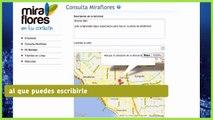 ¿Qué es la estrategia Miraflores 2.0 de la Municipalidad de Miraflores?