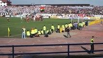 Gol Claudiu Niculescu U Cluj - CFR Cluj 1 - 1
