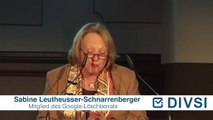 """DIVSI-Veranstaltung zum """"Recht auf Vergessenwerden"""""""