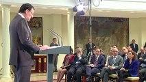 """Rajoy presenta propuestas para """"hacer unas administraciones más austeras, más útiles y más eficaces"""""""