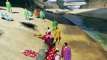 GTA 5 PC Funny Moments   Flash Mod, Aliens, Zombies, Clowns, Gravity Gun, Telekinesis!