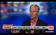 Commander Nie Haisheng and the Chinese Space Program Hoax- Masons & Space Program Nations