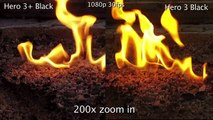 GoPro HERO4 Black 4K vs 1080p Sharpness Test - Jeremy