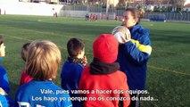 Unidad de Psicología y Coaching Aplicado al Deporte (UPAD) - Valores a través del Fútbol 1