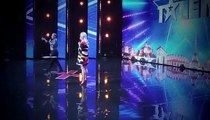 Talent Shows ♡ Talent Shows ♡ Stevie Starr - France's Got Talent 2014 audition - Week 1