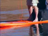 DAVE SCADDENS STAND UP PADDLE SUP FISHING SURFBOARD