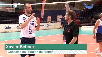 Le Journal de l'Euro Volley Sourd du 4 juillet 2015