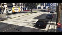 The Flash TV Series Intro (GTA 5 Mod Style)