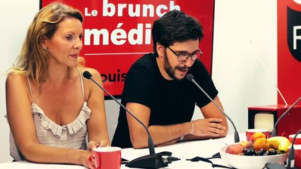 Brunch Médias n°127 du 04 juillet 2015 avec Bénédicte Le Chatelier