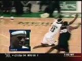 LeBron James high school career high